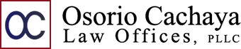 Logo of Osorio Cachaya Law Offices, PLLC
